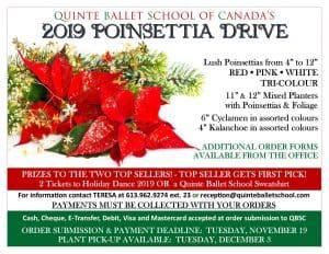 Poinsettia Order Deadline